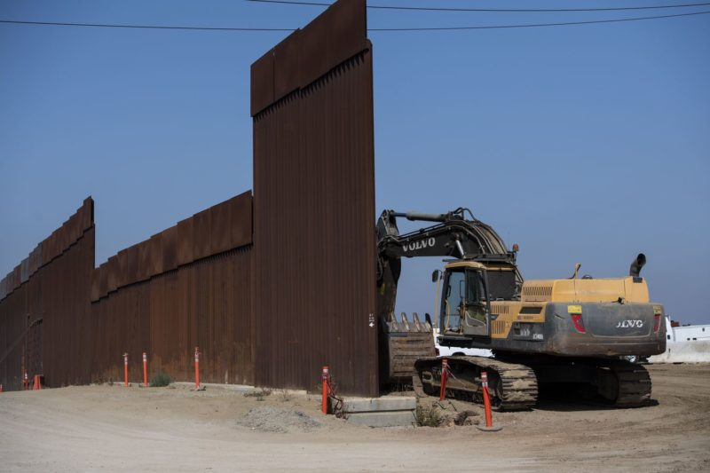 Marketing FBI investigating border wall gun battle that left two wounded in California…