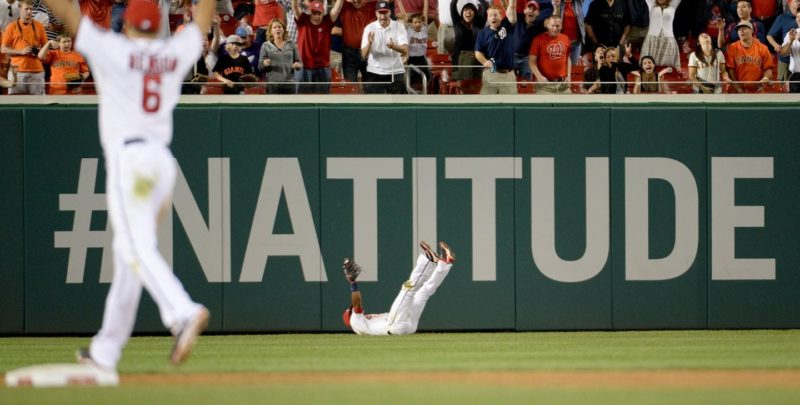 Marketing Natitude is officially back, though the Nats say it never left